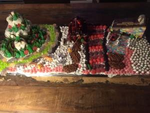 Maison de bonbons 2016