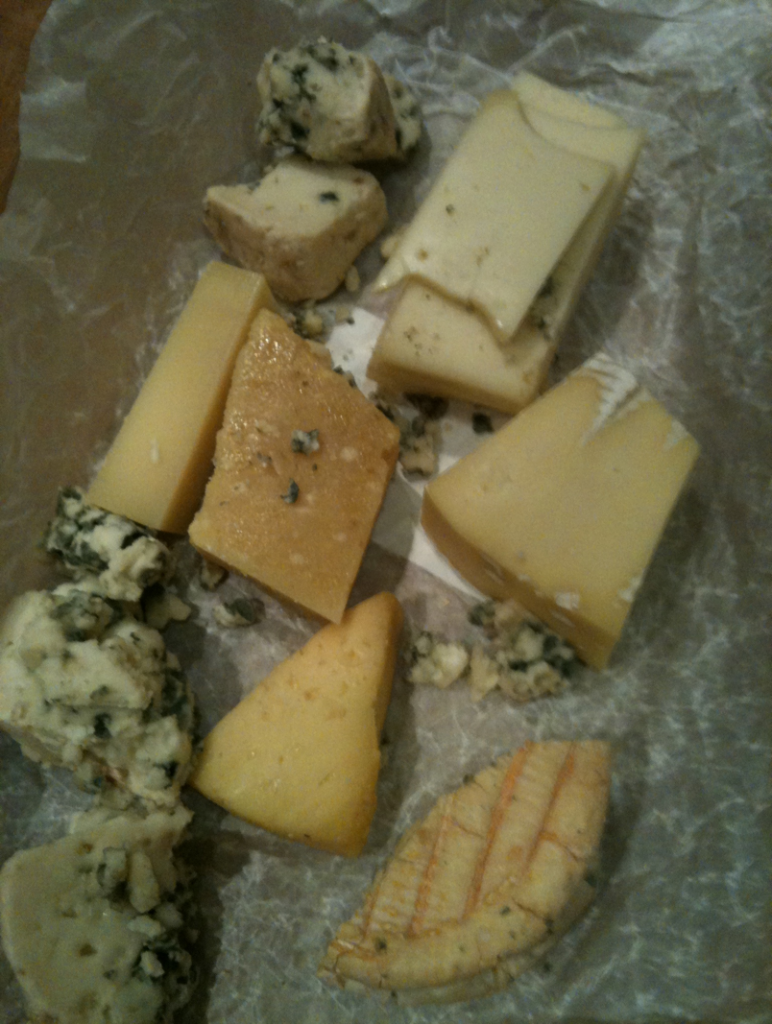 Fromages qui puent
